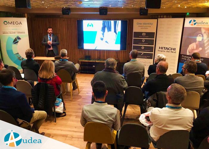 Áudea participa en otro evento sobre GDPR en Barcelona