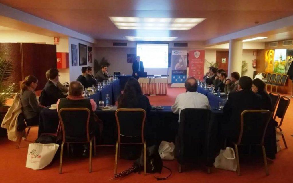 ÁUDEA celebra un evento sobre GDPR con All4Sec