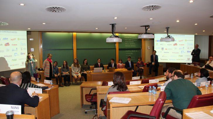 Áudea participa con la Fundación PRODIS en una mesa redonda en el IESE