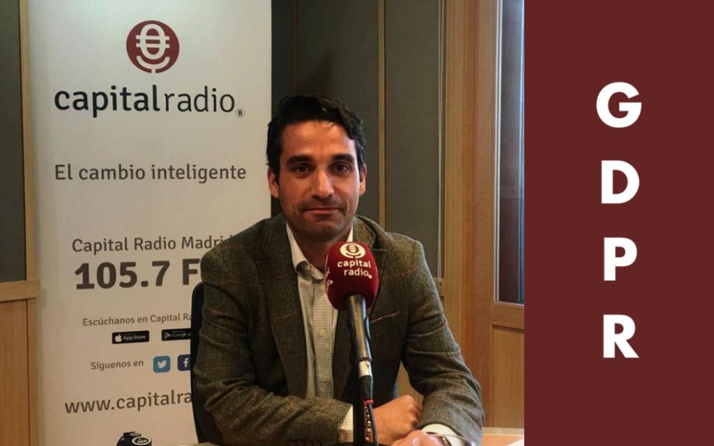 El CEO de Áudea entrevistado en el programa de radio Afterwork