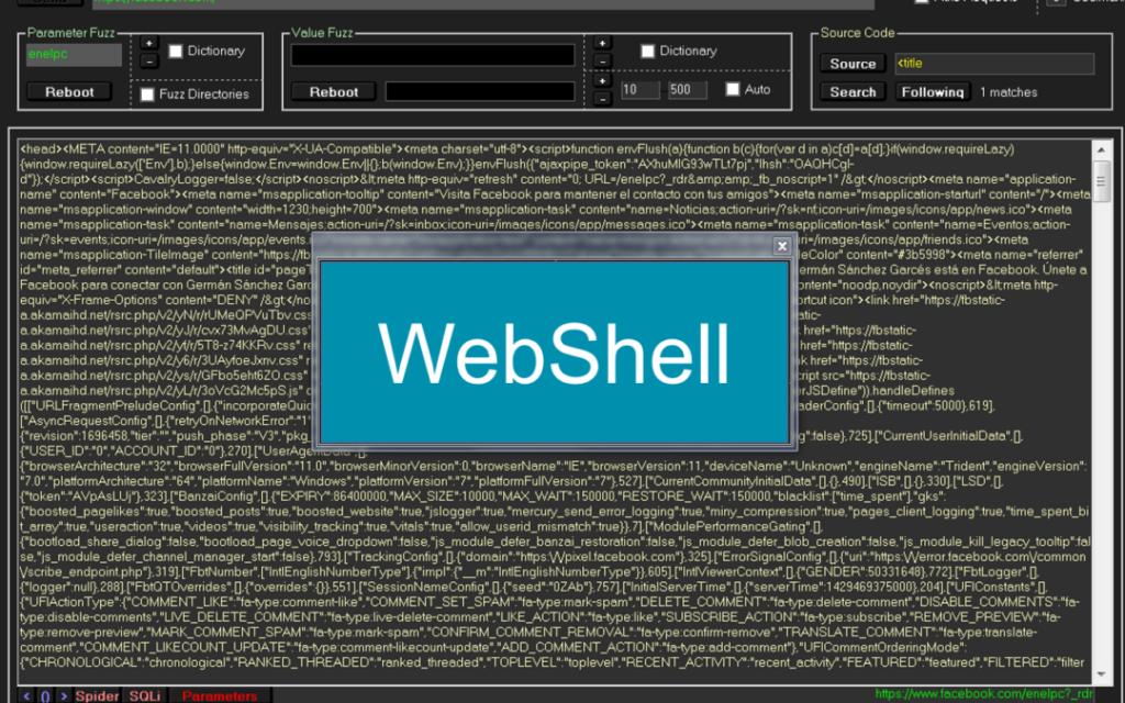 ¿Qué es una Webshell y cómo se utiliza?