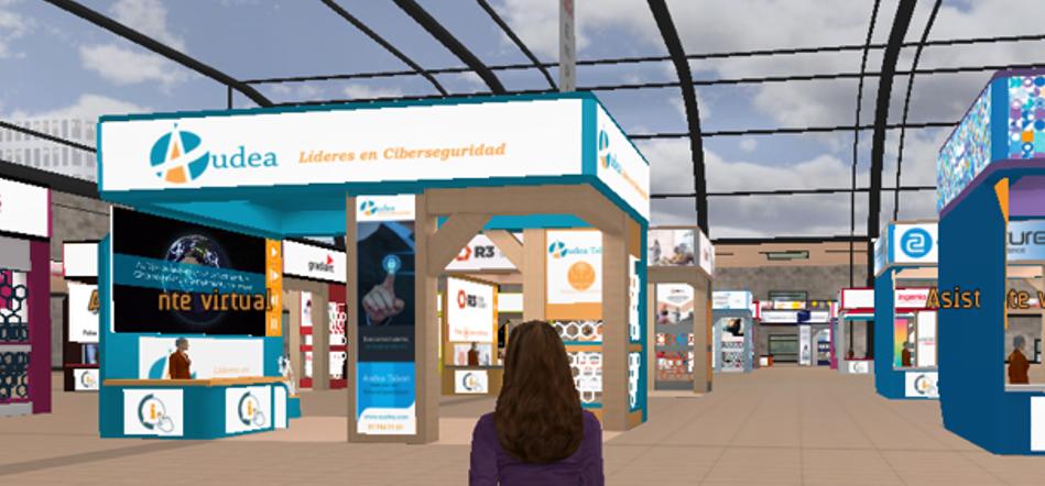 Áudea participa como empresa reclutadora en el Foro Virtual de Cybercamp