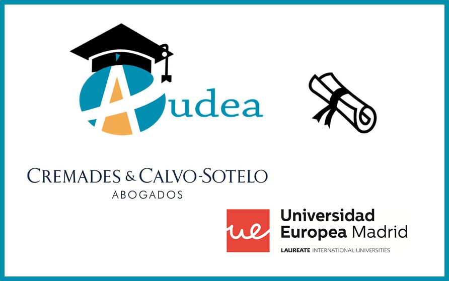 Formación - Master Universidad Europea - GRC - Riesgos- Áudea